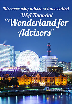 Wonderland for Advisors
